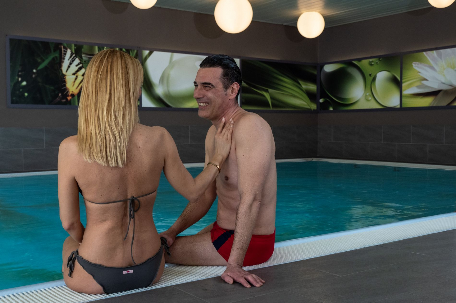 Alpine City Wellness Hotel Dominik
